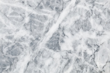 Natural black and white marble texture