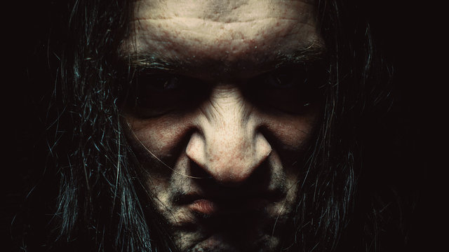 Heavy Metal Portrait