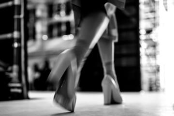 Fashion Show Fototapete