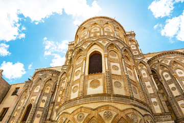 Monreale Cathedral, nähe Palermo, Sicily, Italy