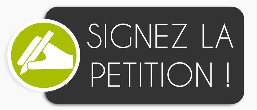 Etiquette: Signez la pétition !