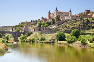 Wall Mural - Toledo in Spain