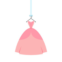 ball gown rose