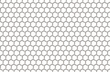 Ornament honey vector, grid pattern decorative