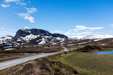 Gravel Road in Norway