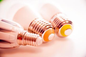 Lamp. Electrical equipment.