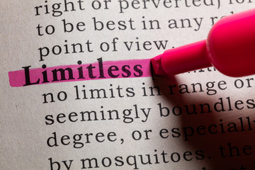 definition of Limitless