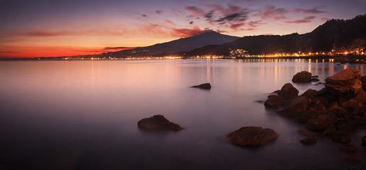 Etna, Sicily Fototapete