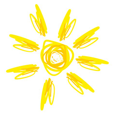 sun, słońce, sunset