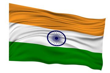 インド  国旗 国 アイコン