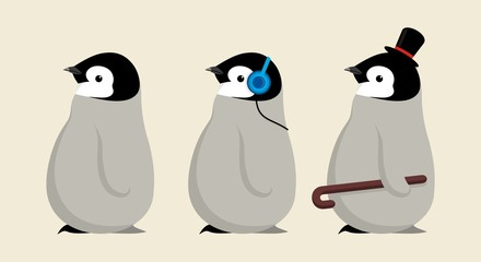 The Little Penguins