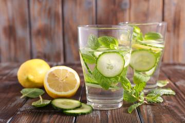 detox water infused