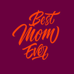 Best Mom Ever Inscription 5