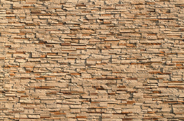 Wall Mural - Slate wall for pattern and background