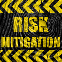 Risk mitigation sign
