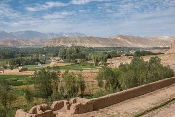 bamyan tal, hindukusch afghanistan