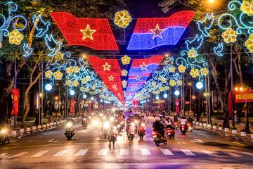 Verkehr in Ho Chi Minh Stadt