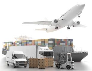 International goods transport new