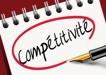 Compétitivité - économie