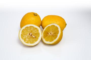 Corazón del limon