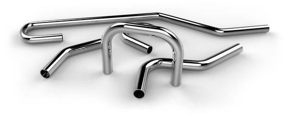 Handrail pipes