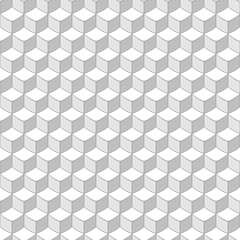 White geometric texture - seamless.