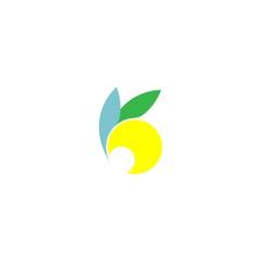 fruit abstrack logo