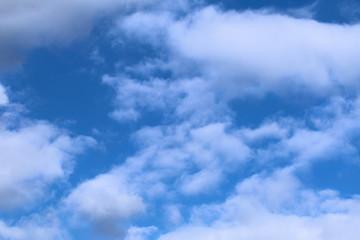 Foto op Plexiglas Hemel Cumulus clouds