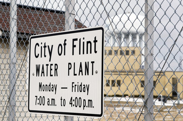 City of Flint Water Plant