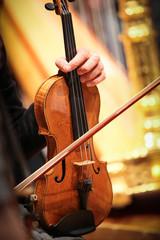 violon instrument à vent musique classique symphonique corde