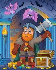 Dwarf warrior theme image 2