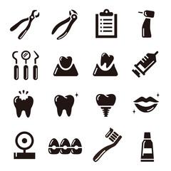歯科デンタルアイコン