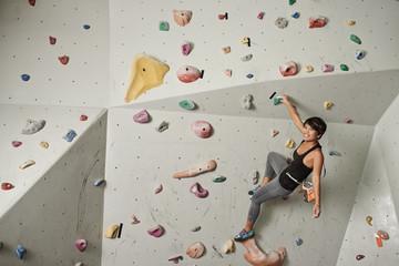 Training climber