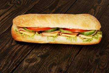 big toasted sandwich
