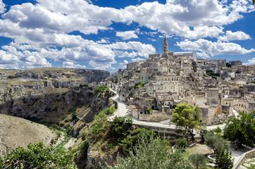 Matera, town in Basilicata, Southern Italy
