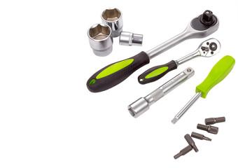 Tool kit for car repair