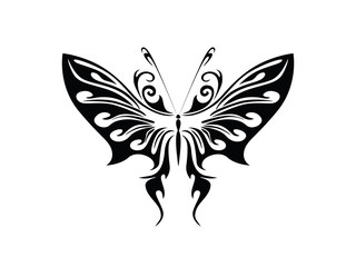 Butterfly Ornament Design