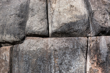 stone wall wall close-up