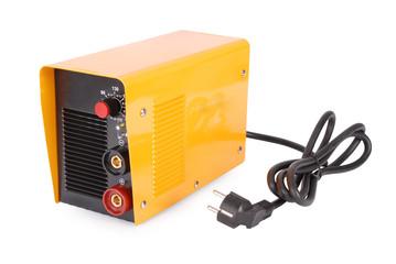 Yellow welding generator