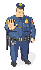 Police, police officer, policeman