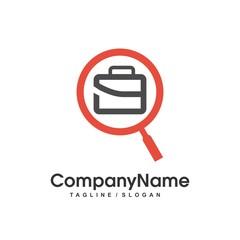 find logo icon Vector