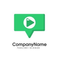 media vector logo icon