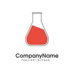 science vector logo icon