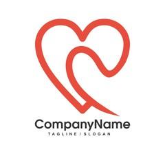 wedding logo icon vector