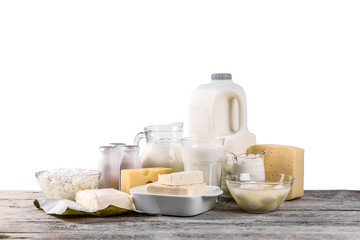 Aluminium Prints Dairy products Dairy products