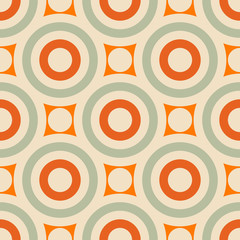 Abstract geometric background, modern seamless pattern