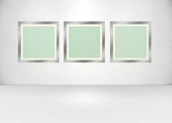 3 Frame room - Light