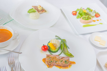 フランス創作料理