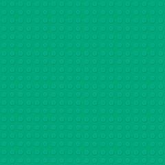 Green construction block texture. Vector Illustration