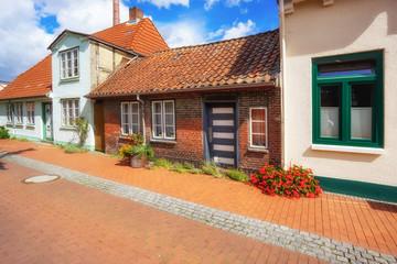 Altes Wohnhaus in Norddeutschland